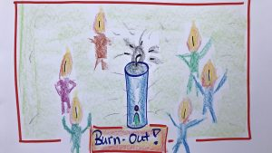 Burnout - so fängt es an